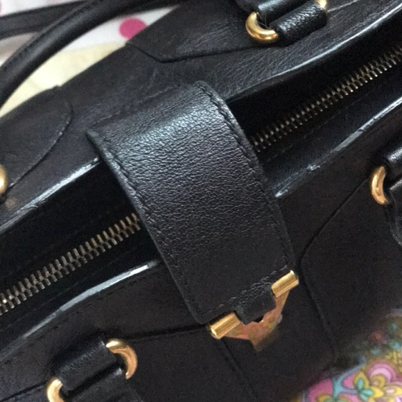 Yves Saint Laurent Handbags - YSL In Black style reference and more close ups